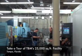 Video for Tampa Bay Machining