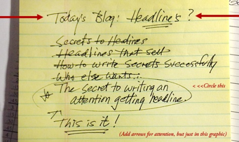 5 Ways to Create Attention getting headlines