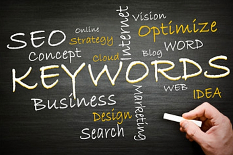 Keywords and long tail keywords