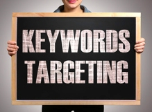 Long tail keyword targeting