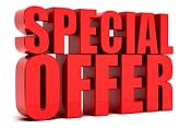 online special offer